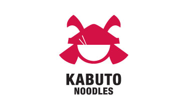 Kabuto Noodles logo